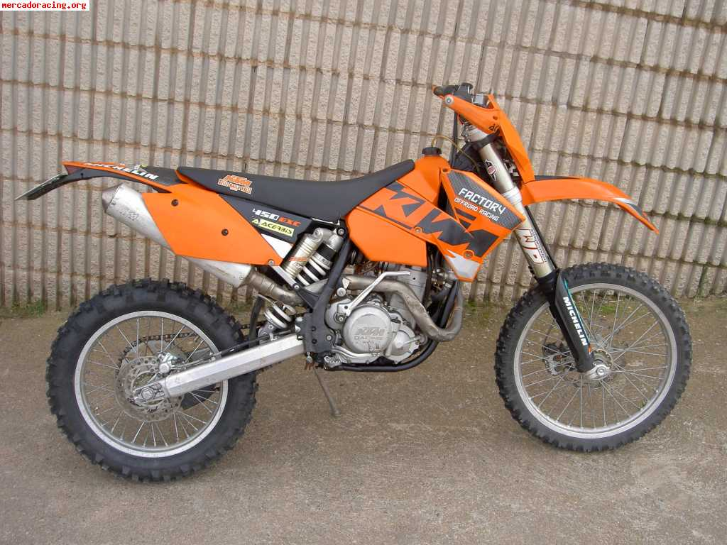 KTM 450 MXC USA wallpapers #161549