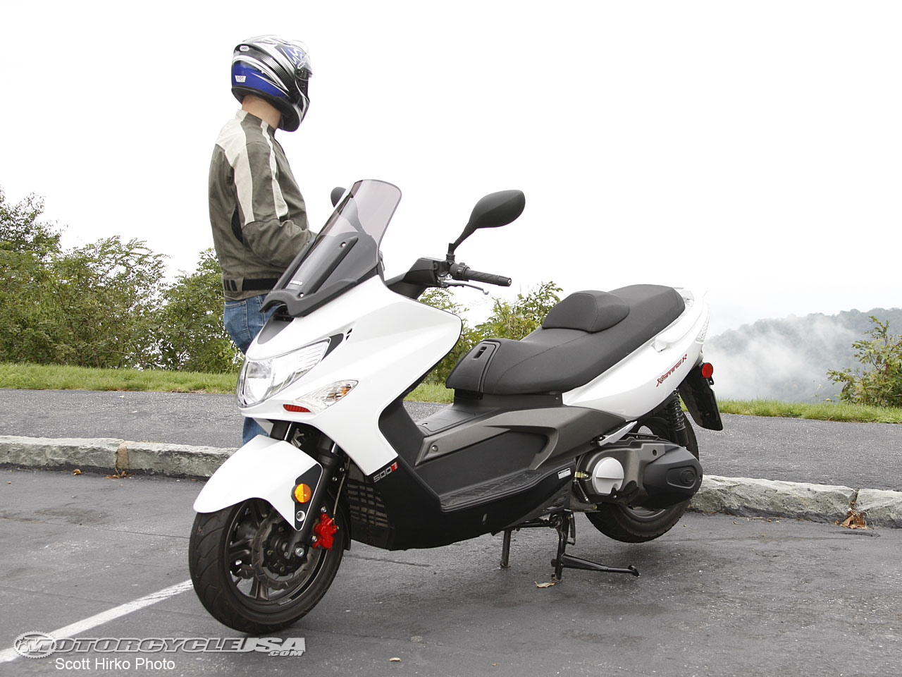 Kymco Xciting 500i 2010 images #101989