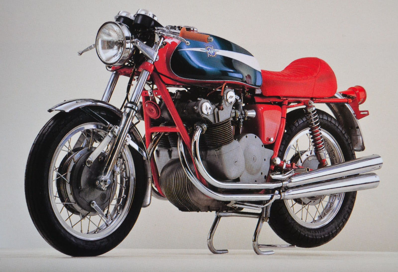 MV Agusta 750 S 1972 images #113237