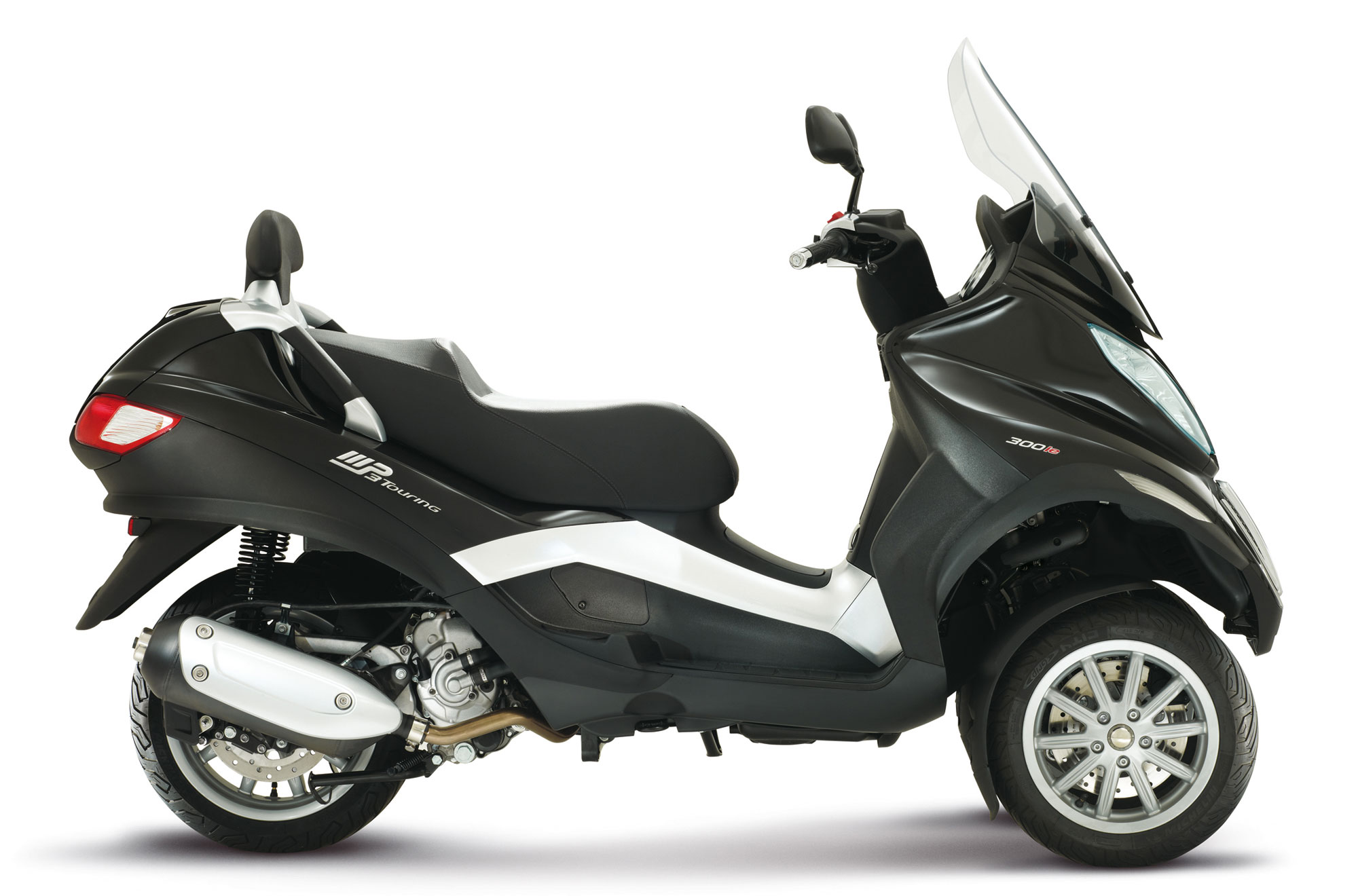 Piaggio MP3 125 Hybrid 2010 images #120235