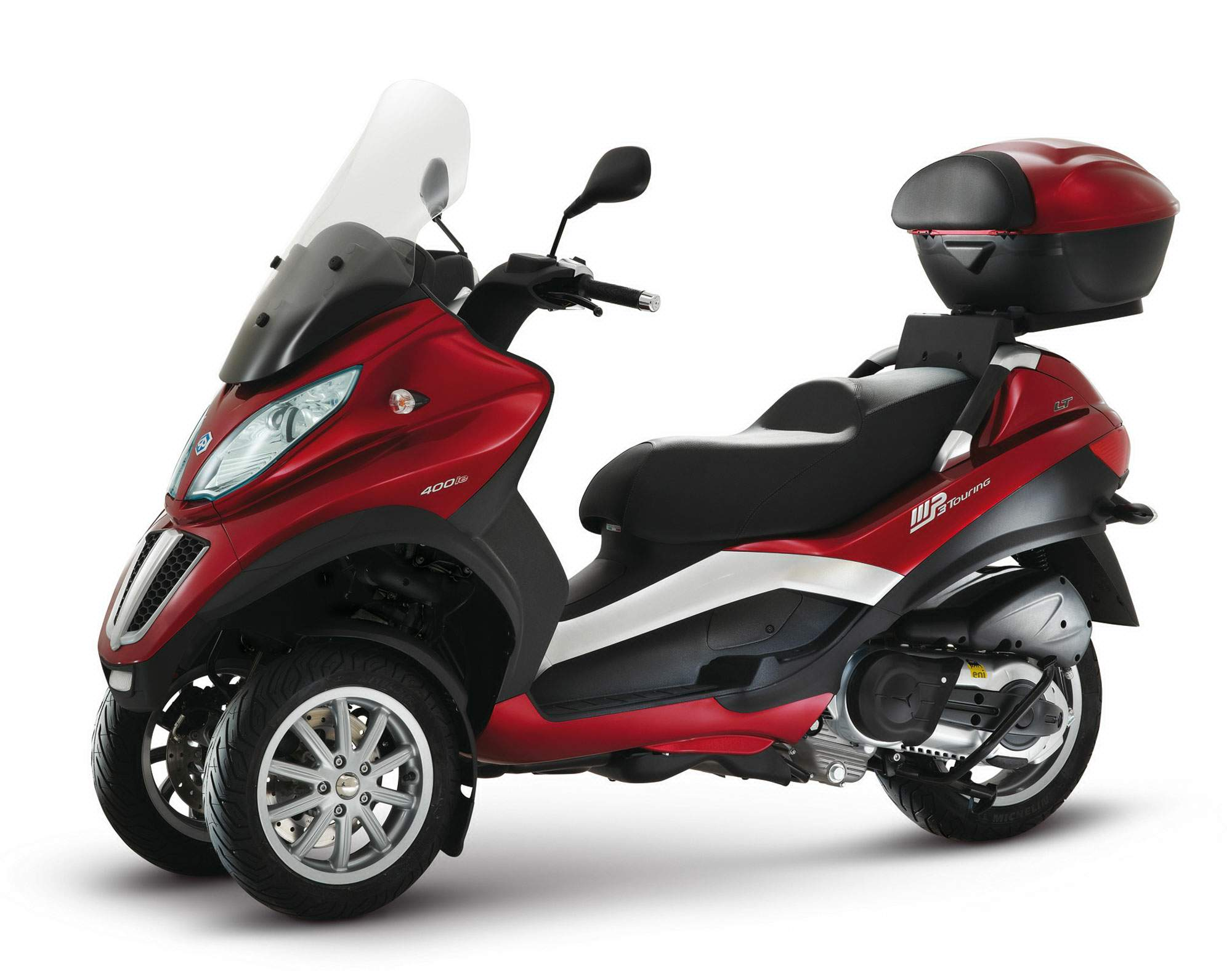 Piaggio MP3 Touring 125 2012 images #120334