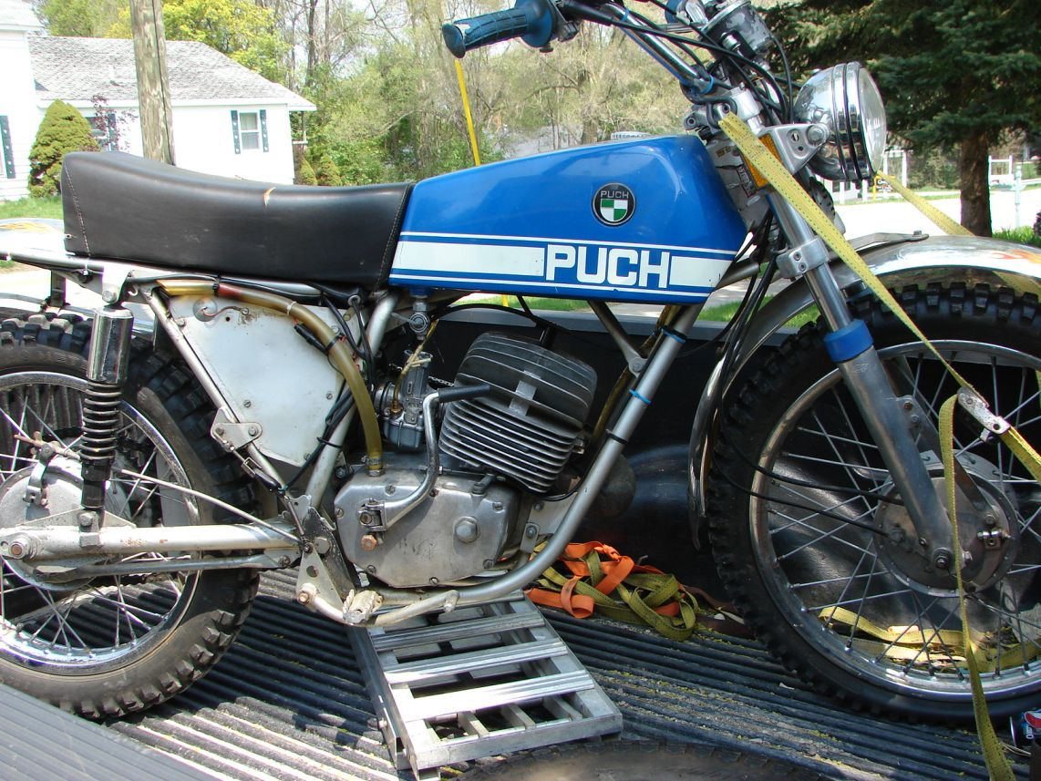Puch 125 Enduro (6-speed) images #169583
