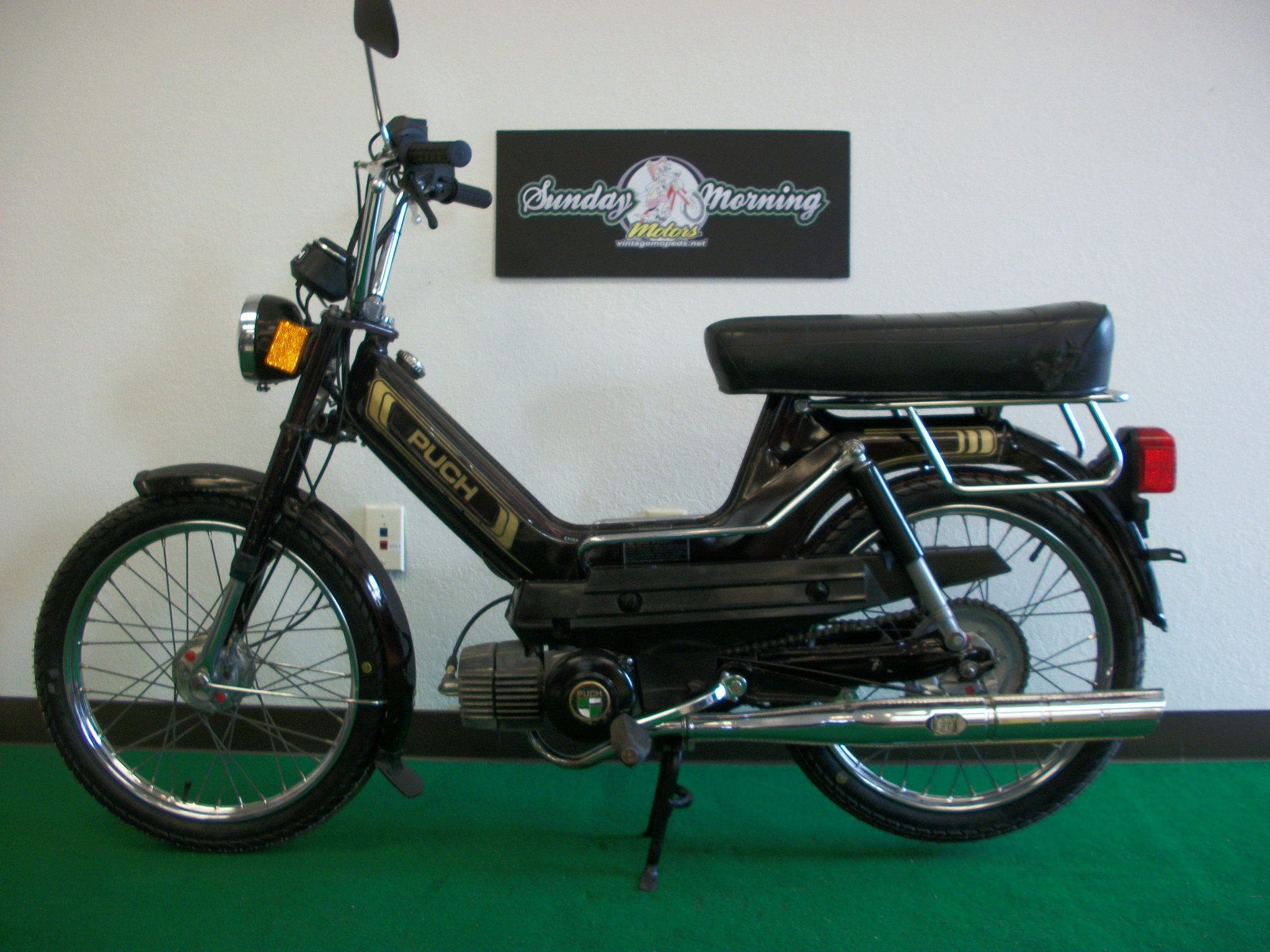 Puch 350 HWE 1985 images #121525