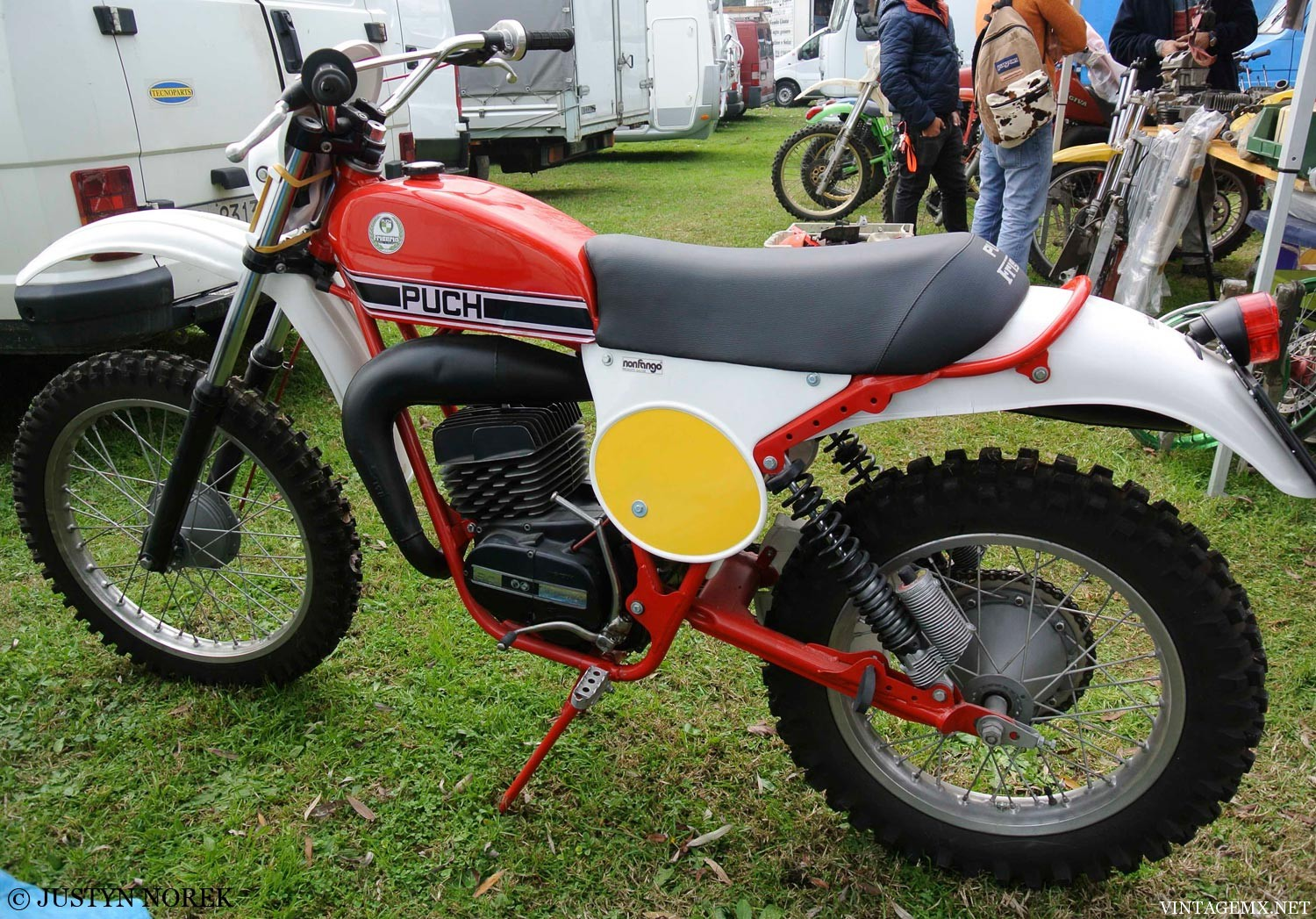 Puch GS 250 F 5 1985 images #121625