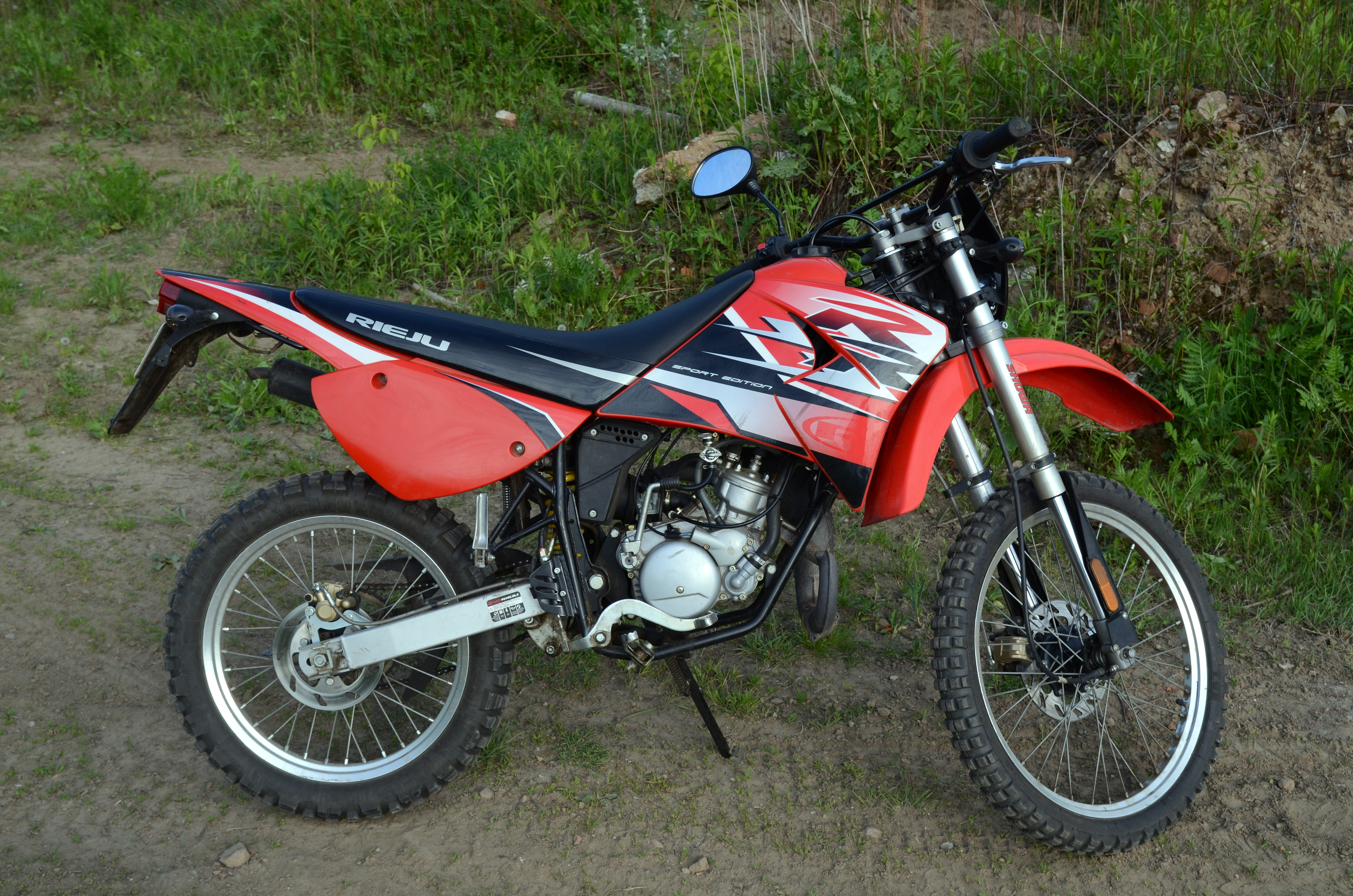 2007 Rieju RR 50 Spike: pics, specs and information ...