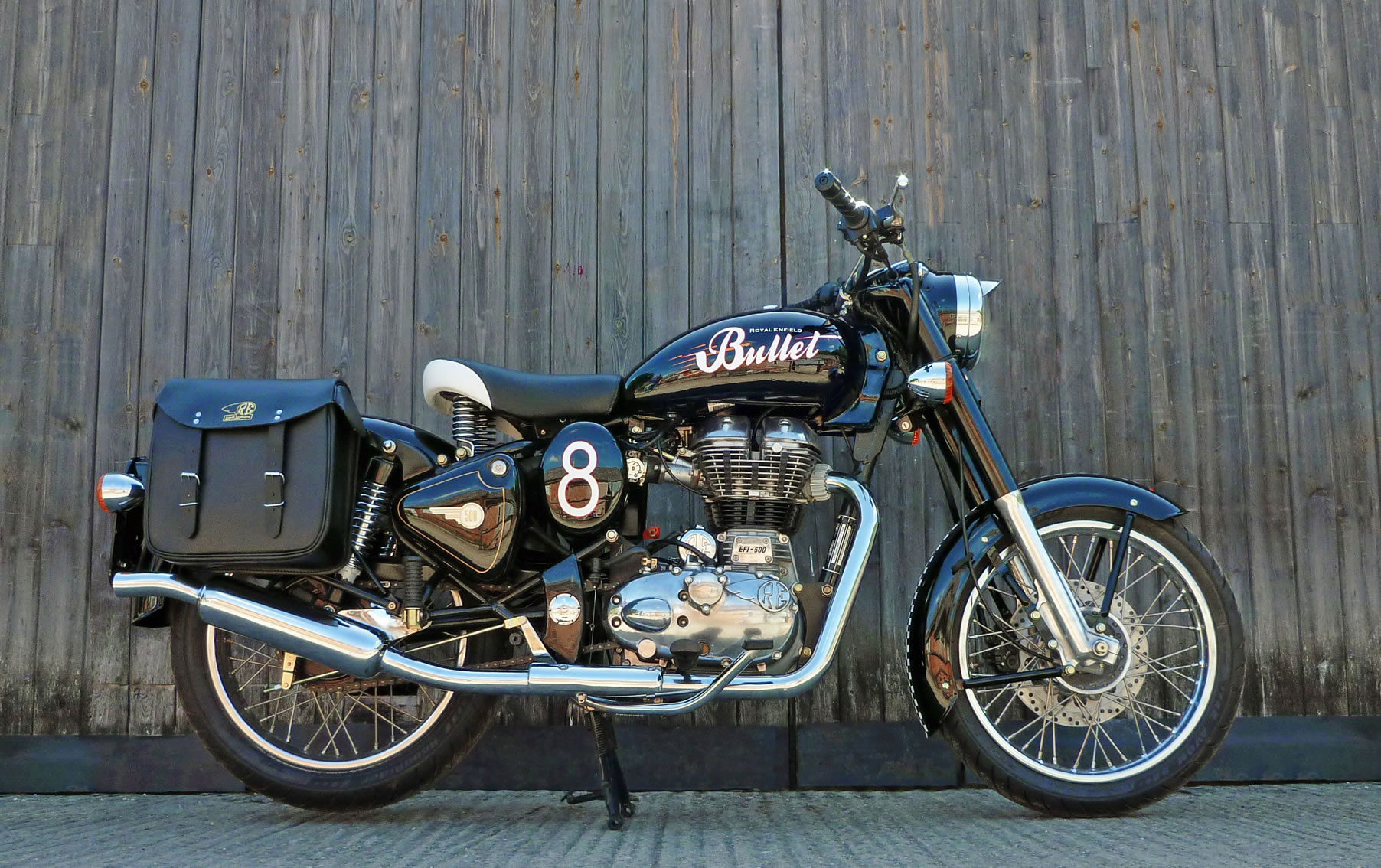 Royal Enfield Bullet 500 Classic 2011 images #123989