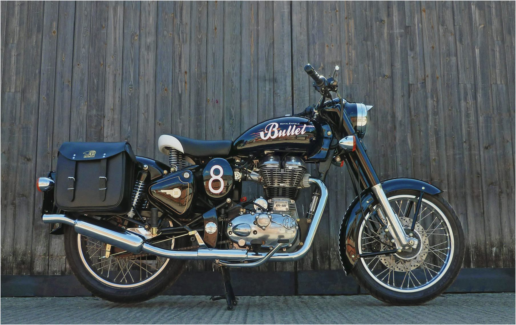 Royal Enfield Bullet 500 Trial Trail 2003 images #123199