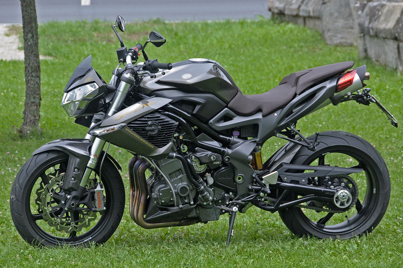Benelli Century Racer 1130 2011 images #76403
