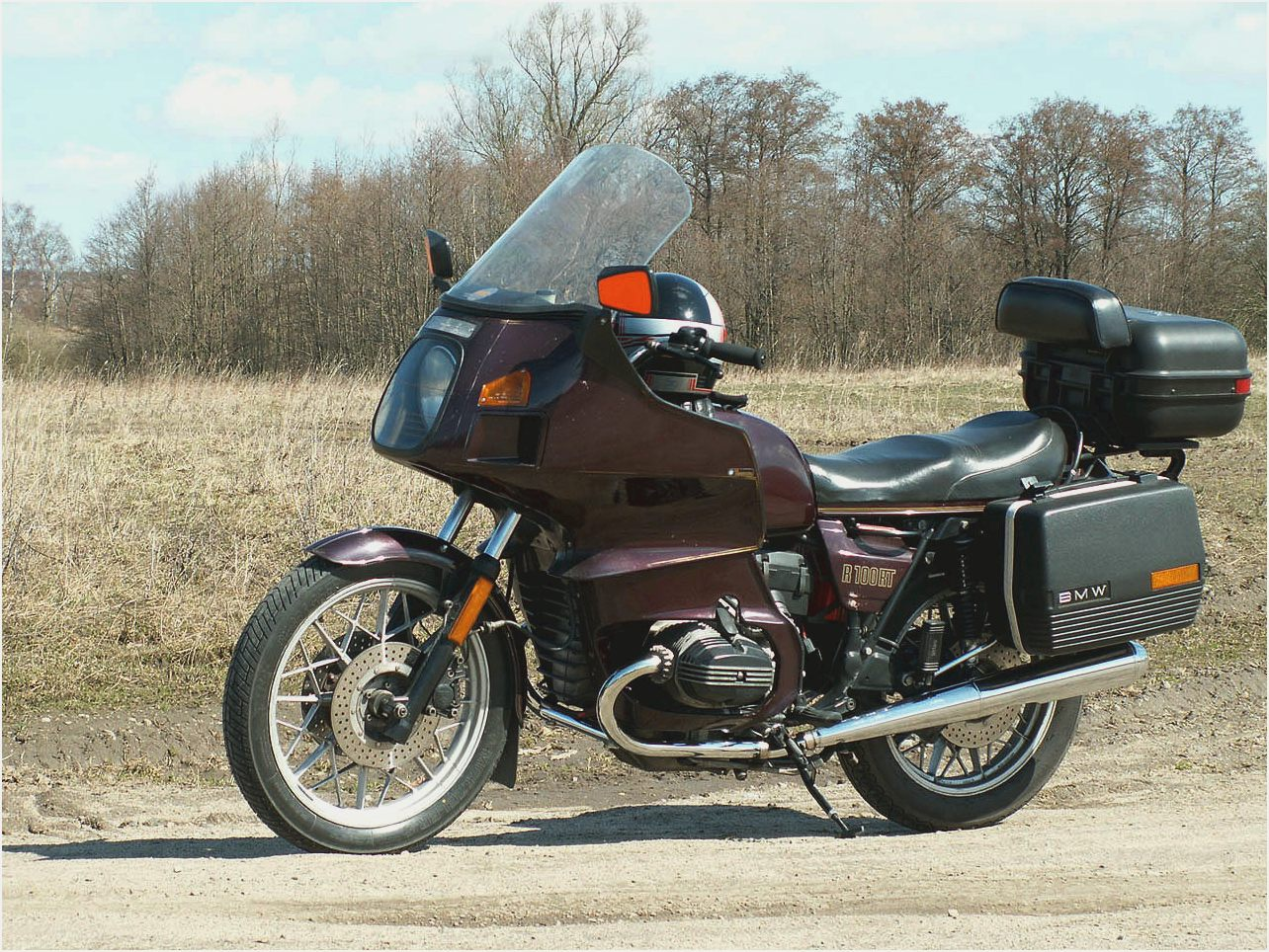 BMW R100RT Mono 1991 images #5229