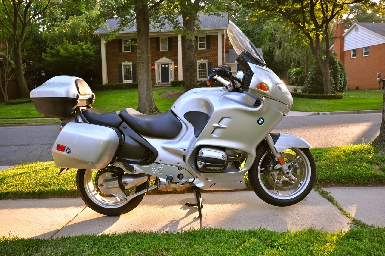 BMW R1150RT 2006 images #28447