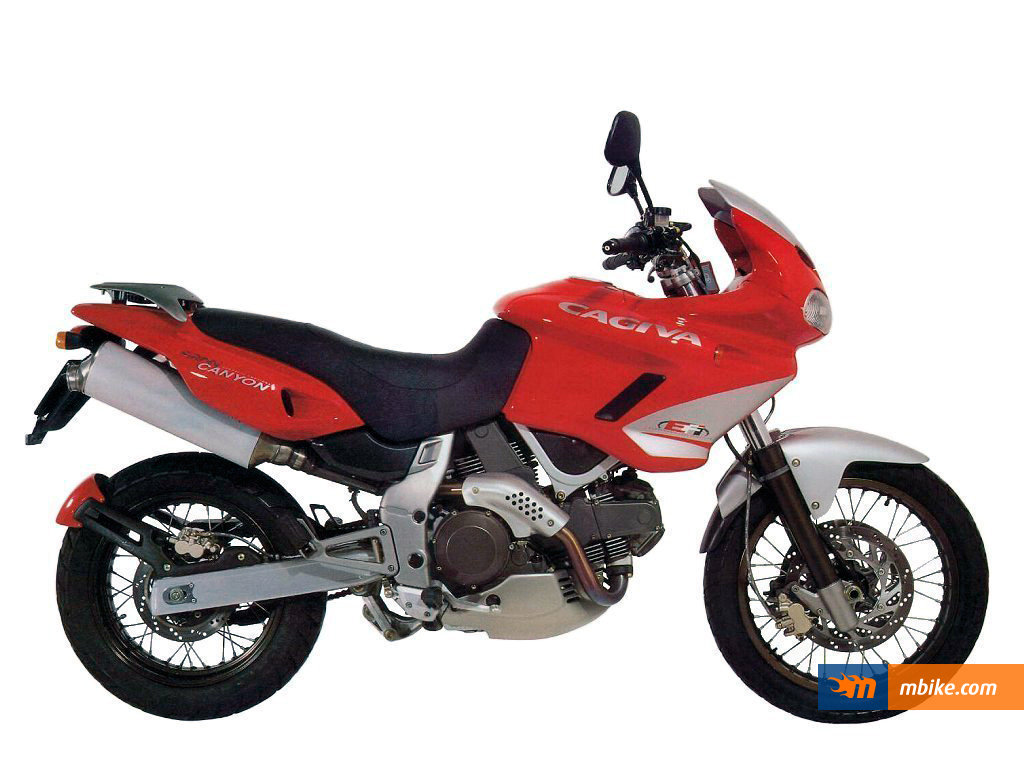 Cagiva Grand Canyon 900 IE 1999 images #67125