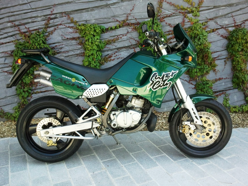 Cagiva Super City 125 1997 images #67223
