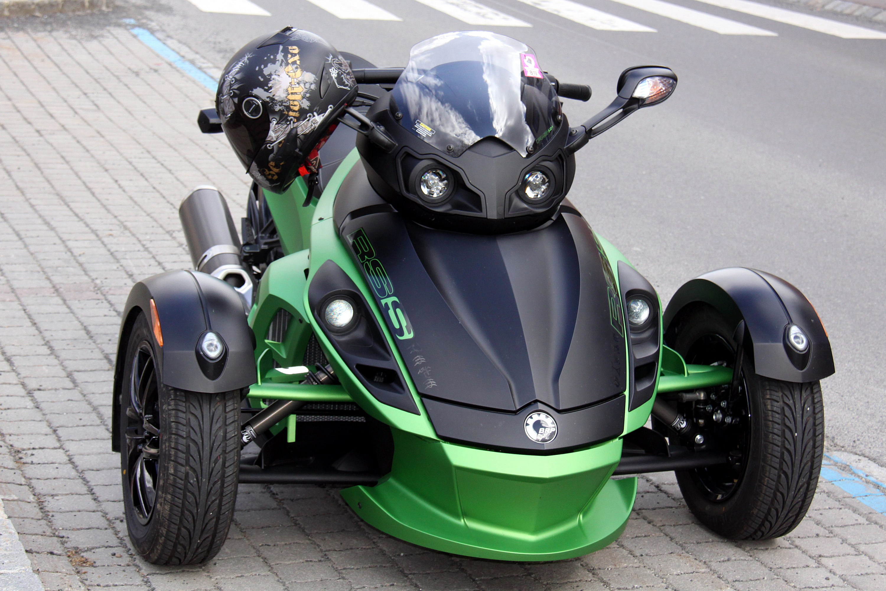 Can-Am Spyder RS-S images #153612