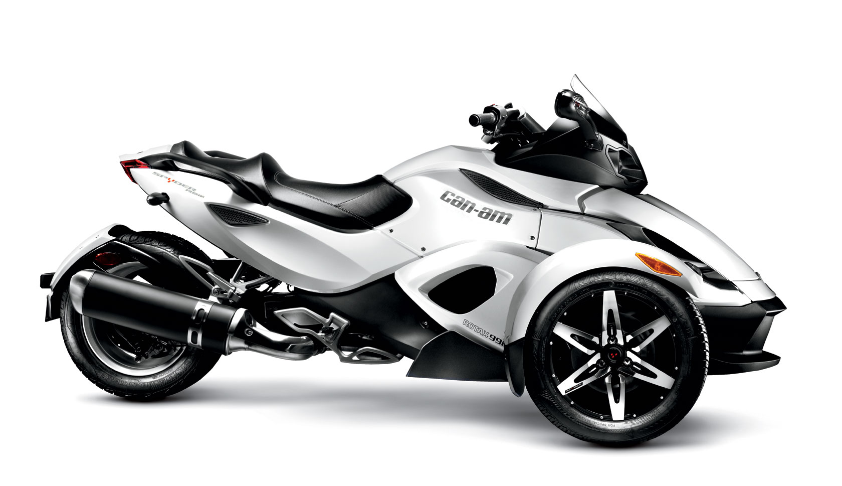 Can-Am Spyder RT-S 2011 images #68697