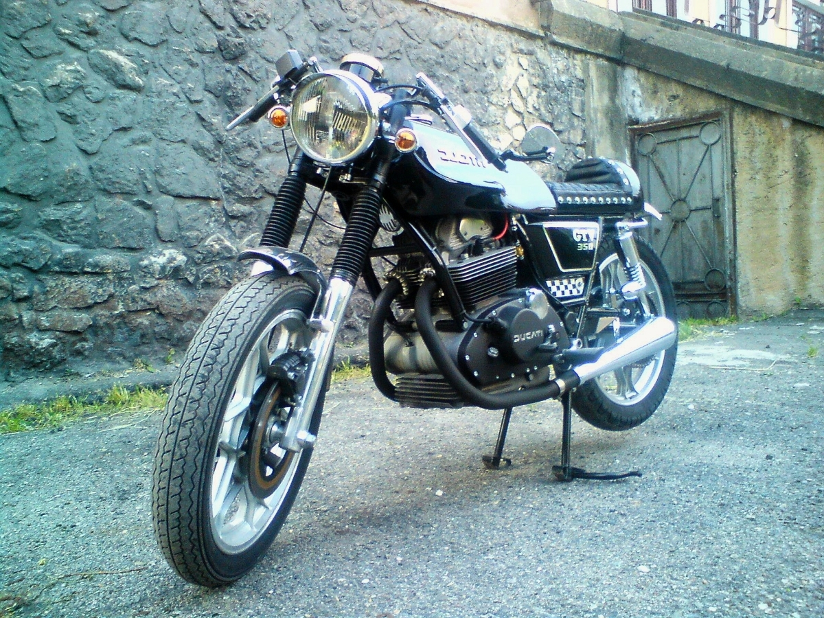Ducati 350 GTV 1977 wallpapers #172458