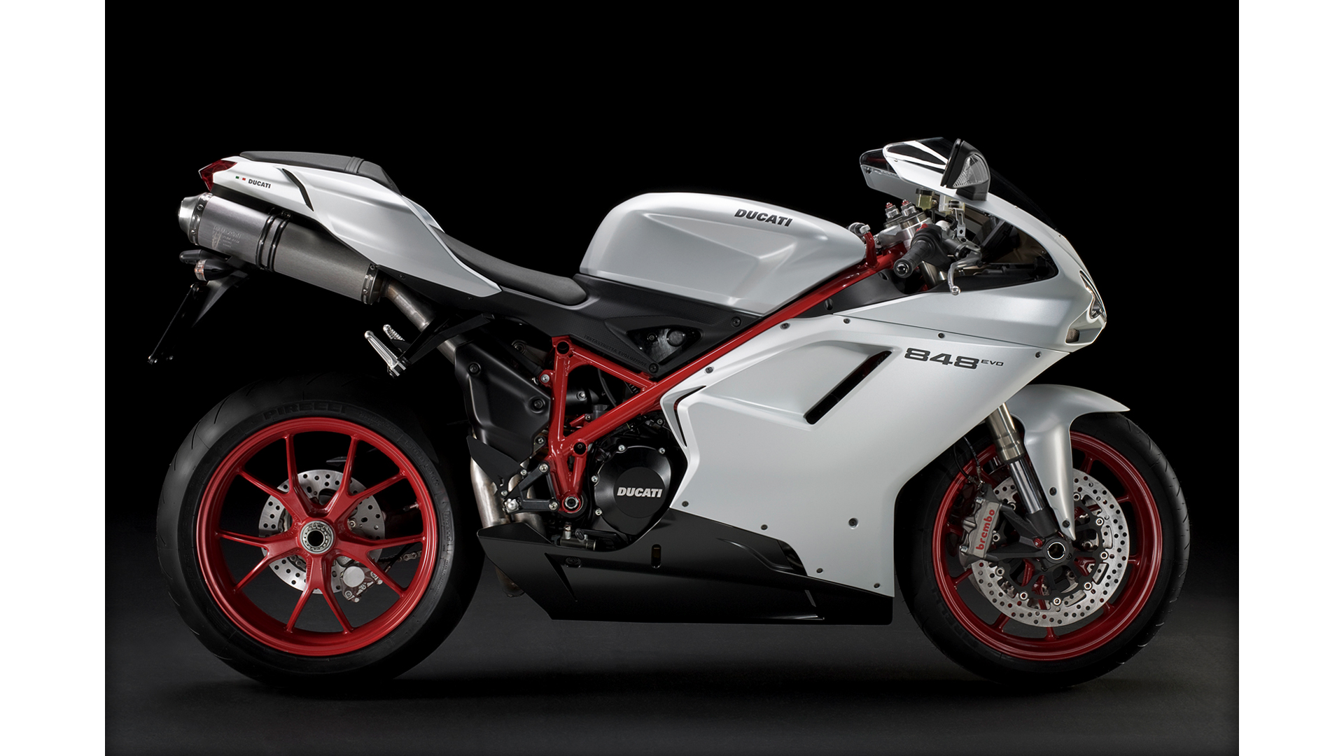 Ducati 848 2010 wallpapers #12467