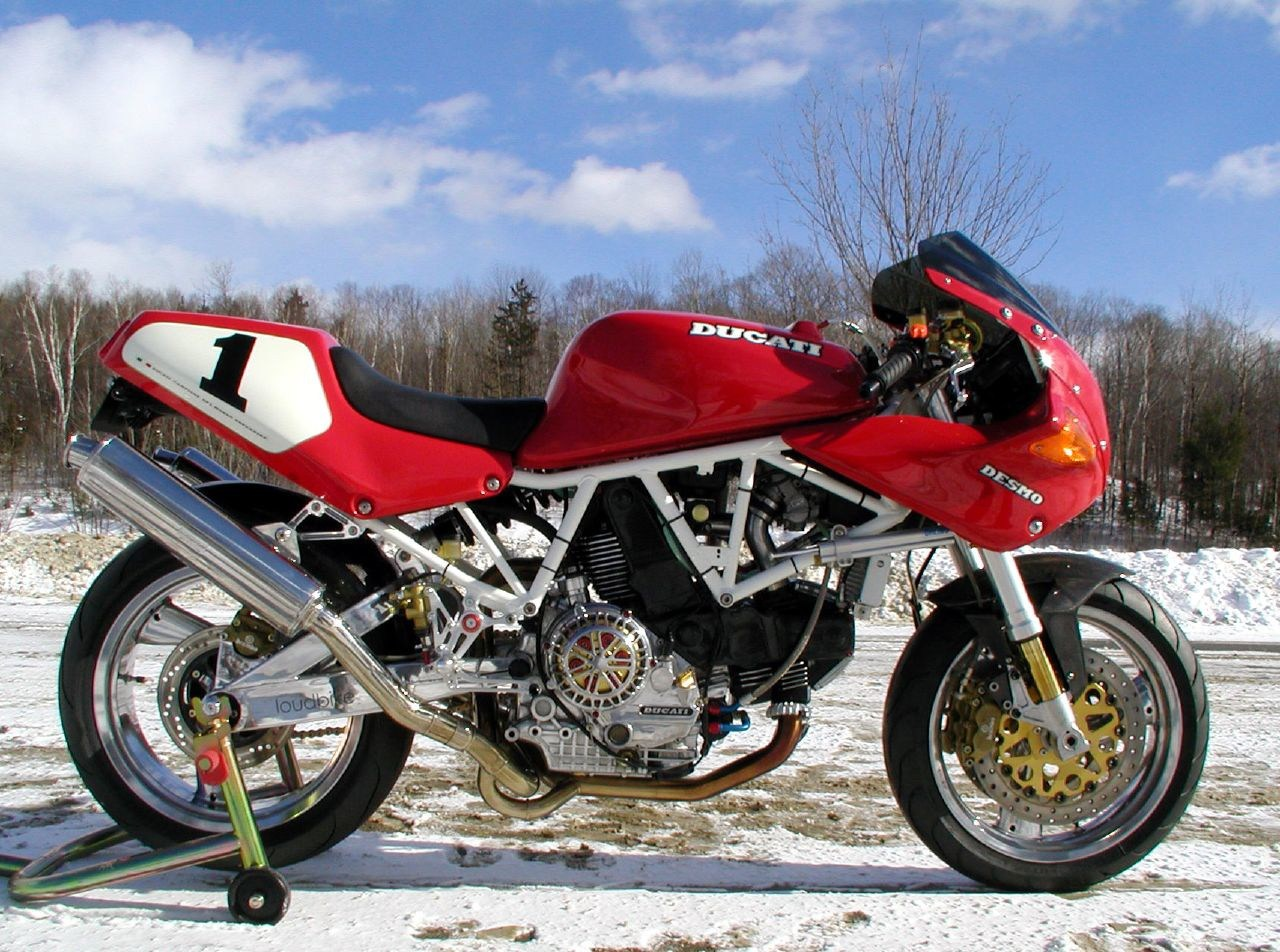 Ducati 900 Superlight wallpapers #10679
