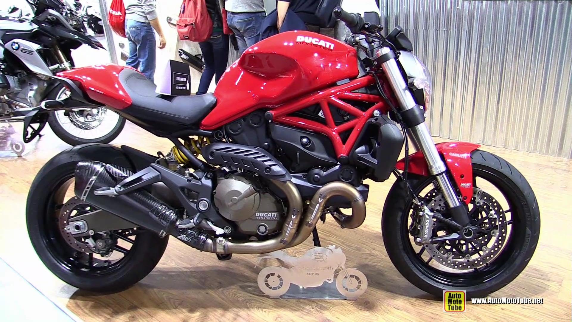 Ducati Monster 821 images #79380
