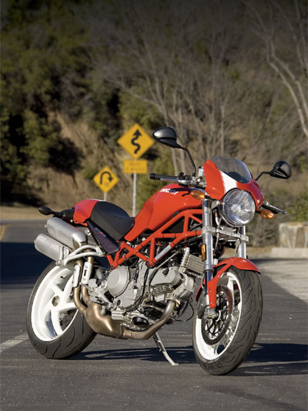 Ducati Monster S2R 1000 wallpapers #12367