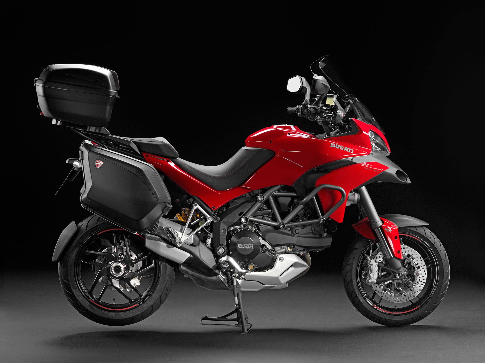 Ducati Multistrada 1200 S Granturismo wallpapers #148356