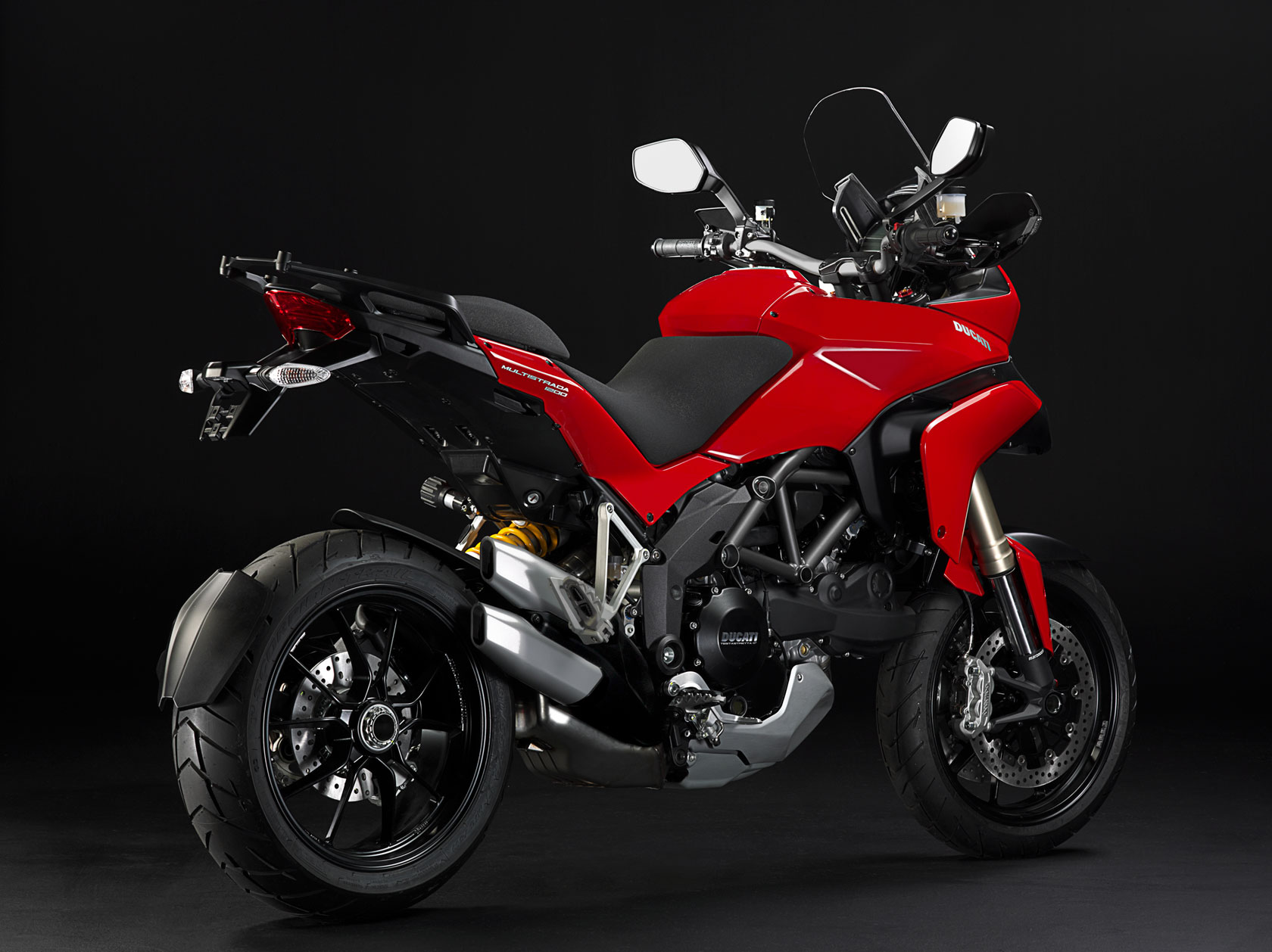 Ducati Multistrada 1200 S Touring wallpapers #163431