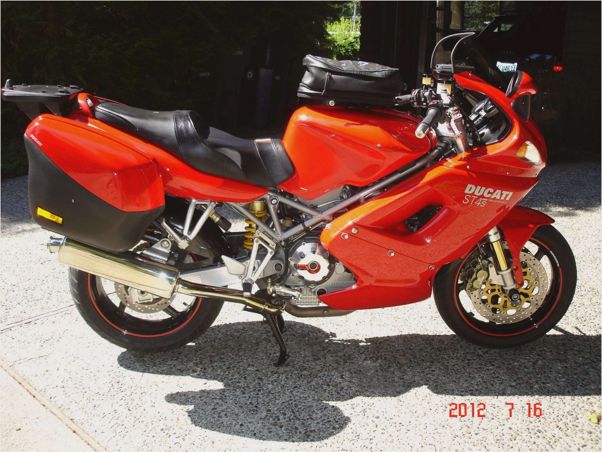 Ducati ST4S ABS wallpapers #12069