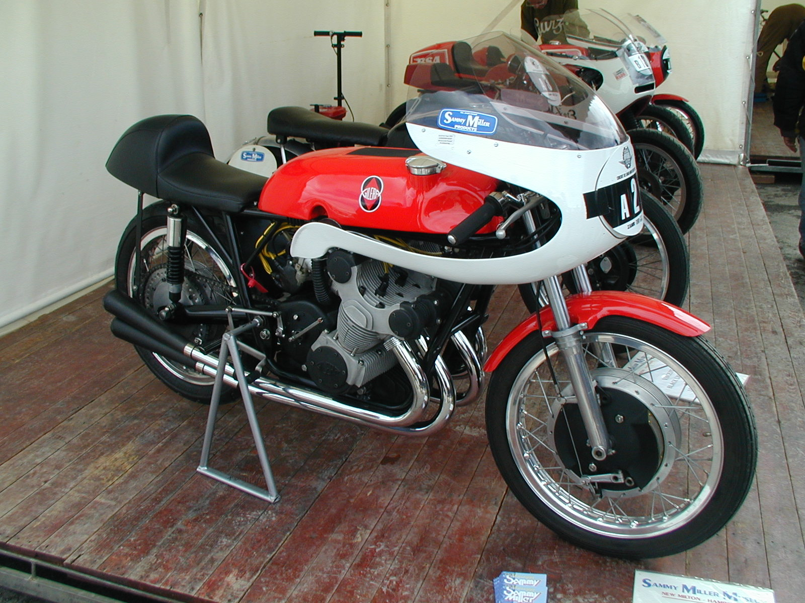 Gilera 350 Dakota 1987 images #158471