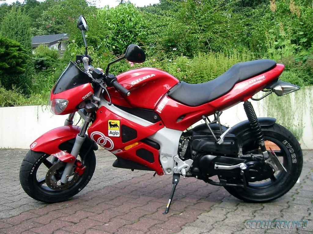 Gilera DNA 125 2003 images #164915