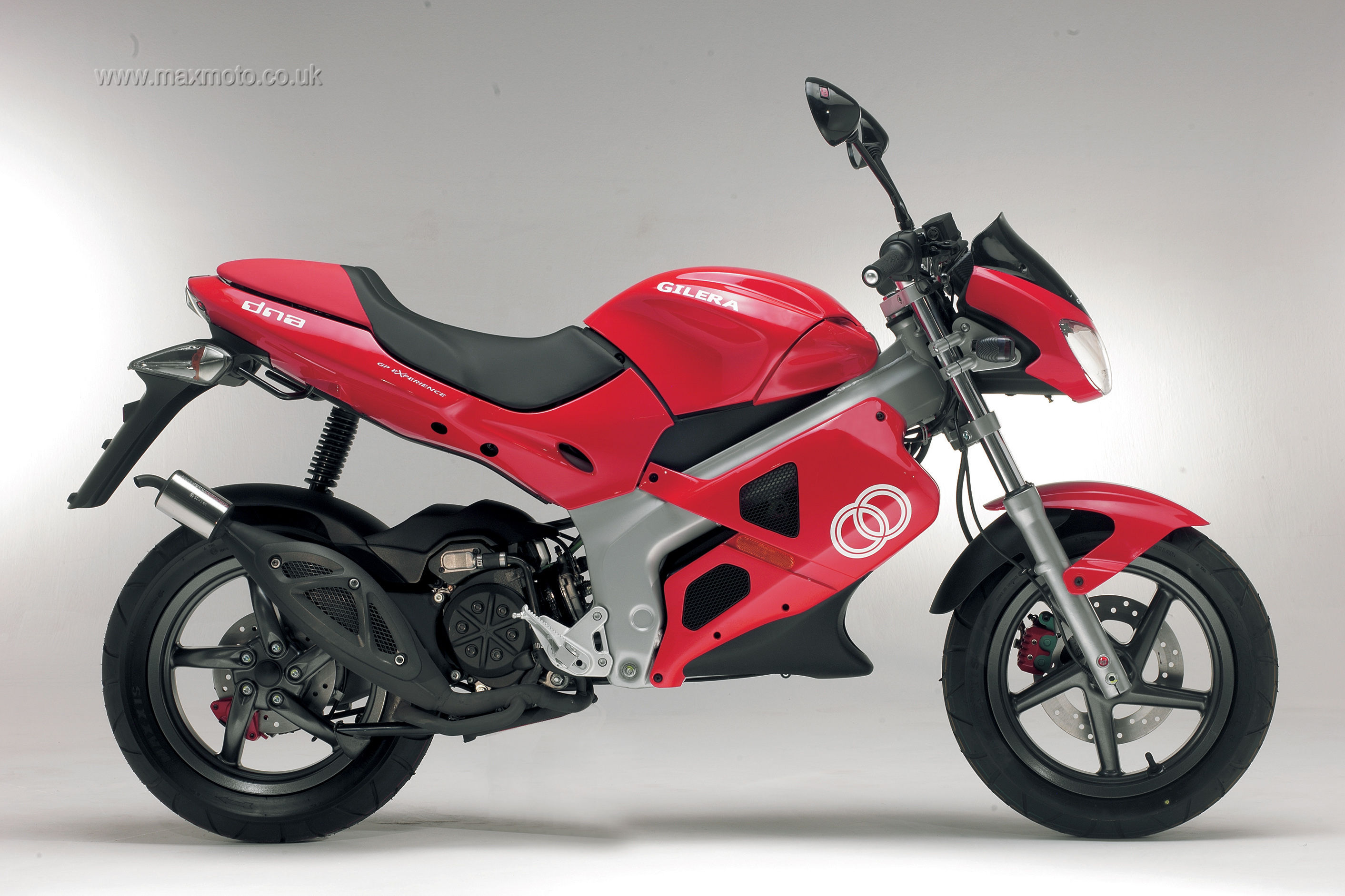 Gilera DNA 125 2004 images #73639