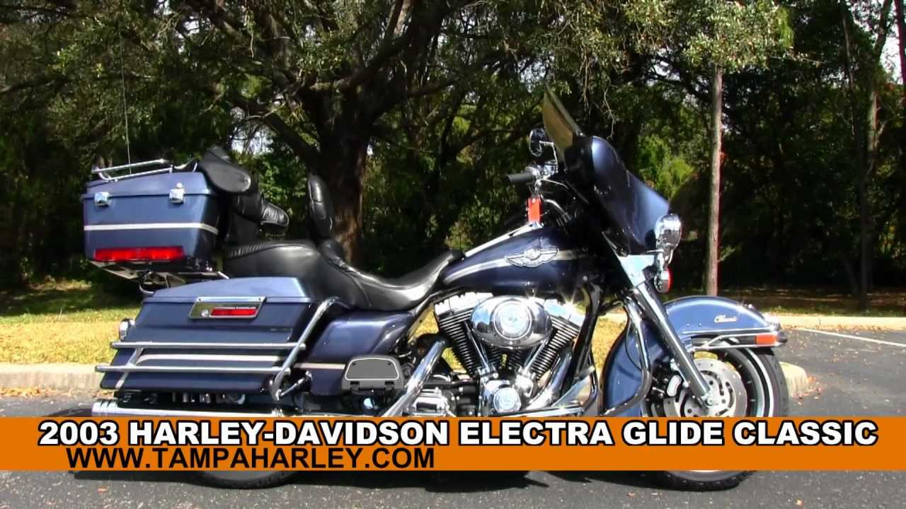 Harley-Davidson FLHTC Electra Glide Classic pics #18032