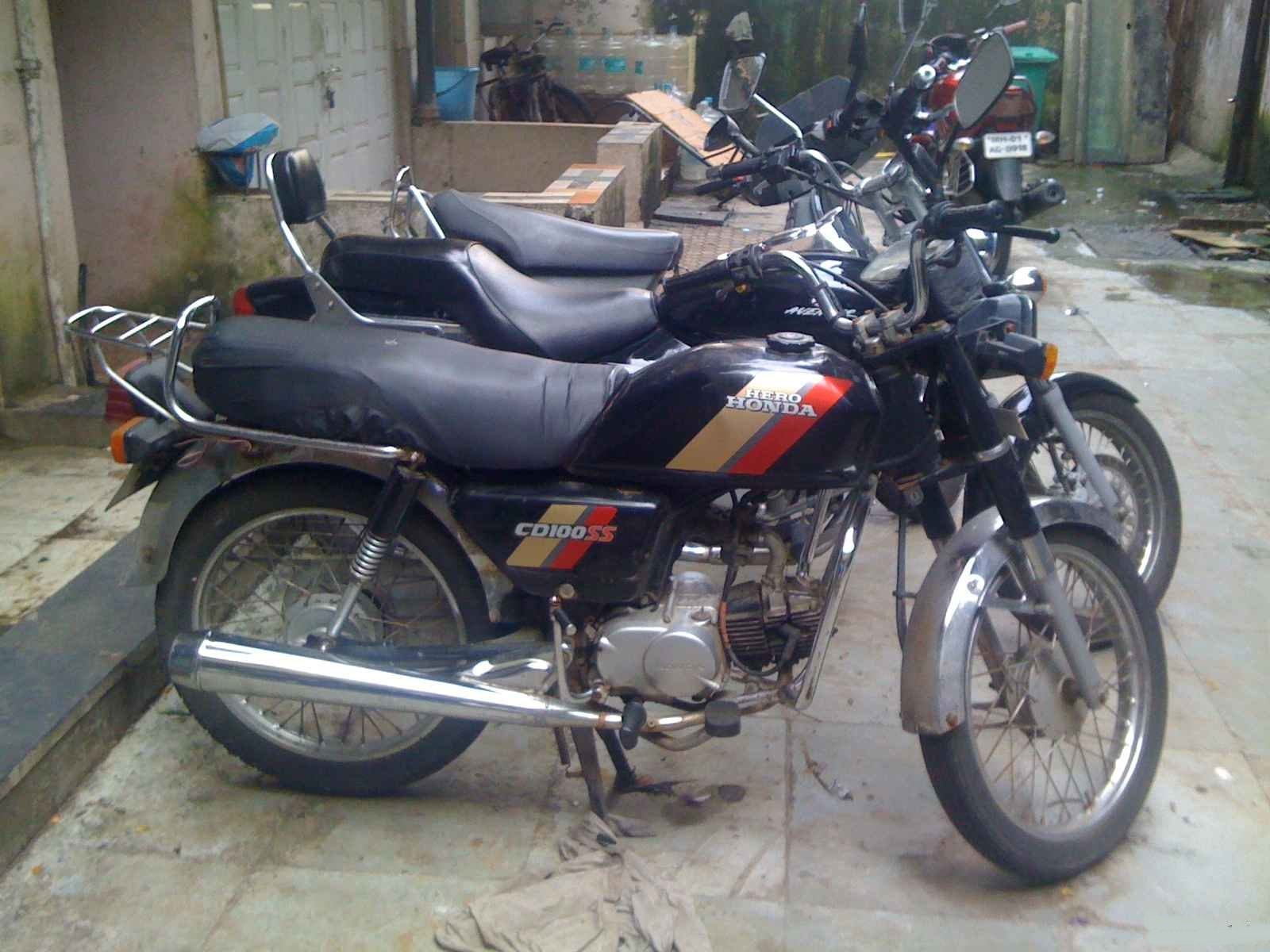 Hero Honda CD 100 SS images #74834