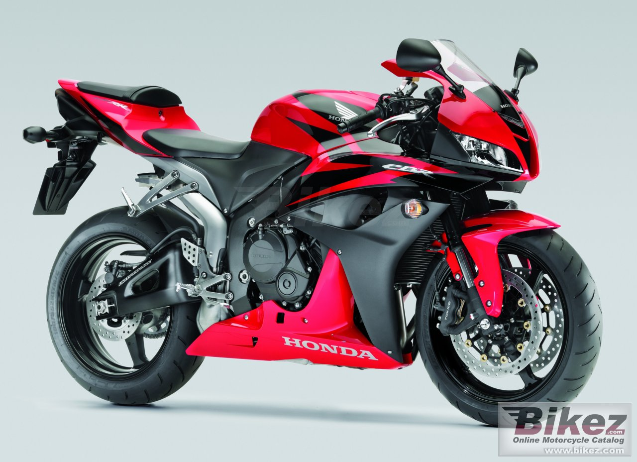 2008 honda cbr600rr motorcycle - photo #16
