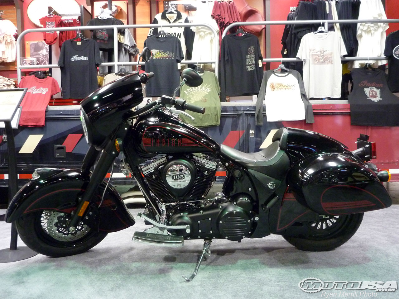 Indian Chief Blackhawk Dark 2010 images #99220