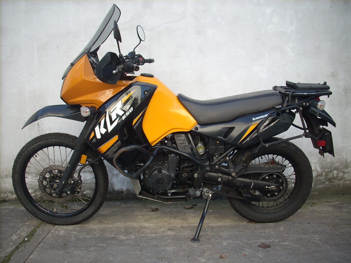 Kawasaki Klr 600 E Pics Specs And List Of Seriess By