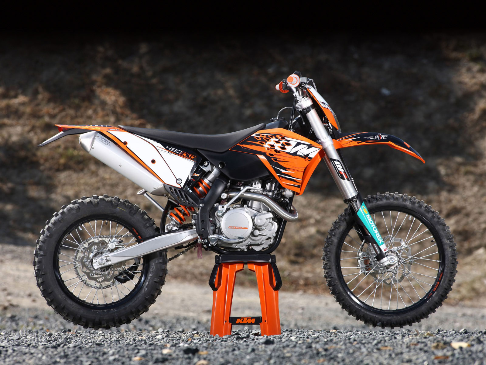 KTM 450 EXC Racing 2005 images #86420