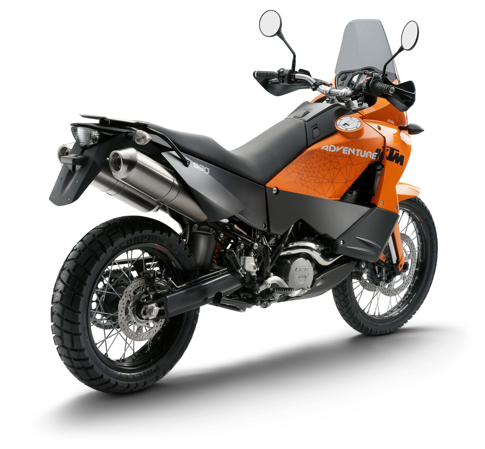 KTM 950 Adventure S images #86845