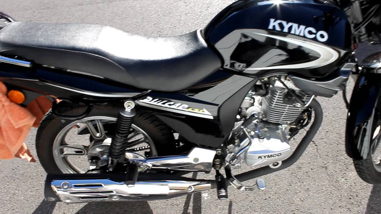 Kymco Heroism 125 2002 images #101104