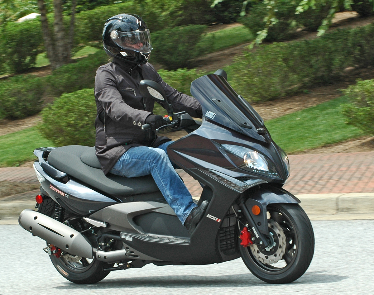 Kymco Xciting 500i 2010 images #101990