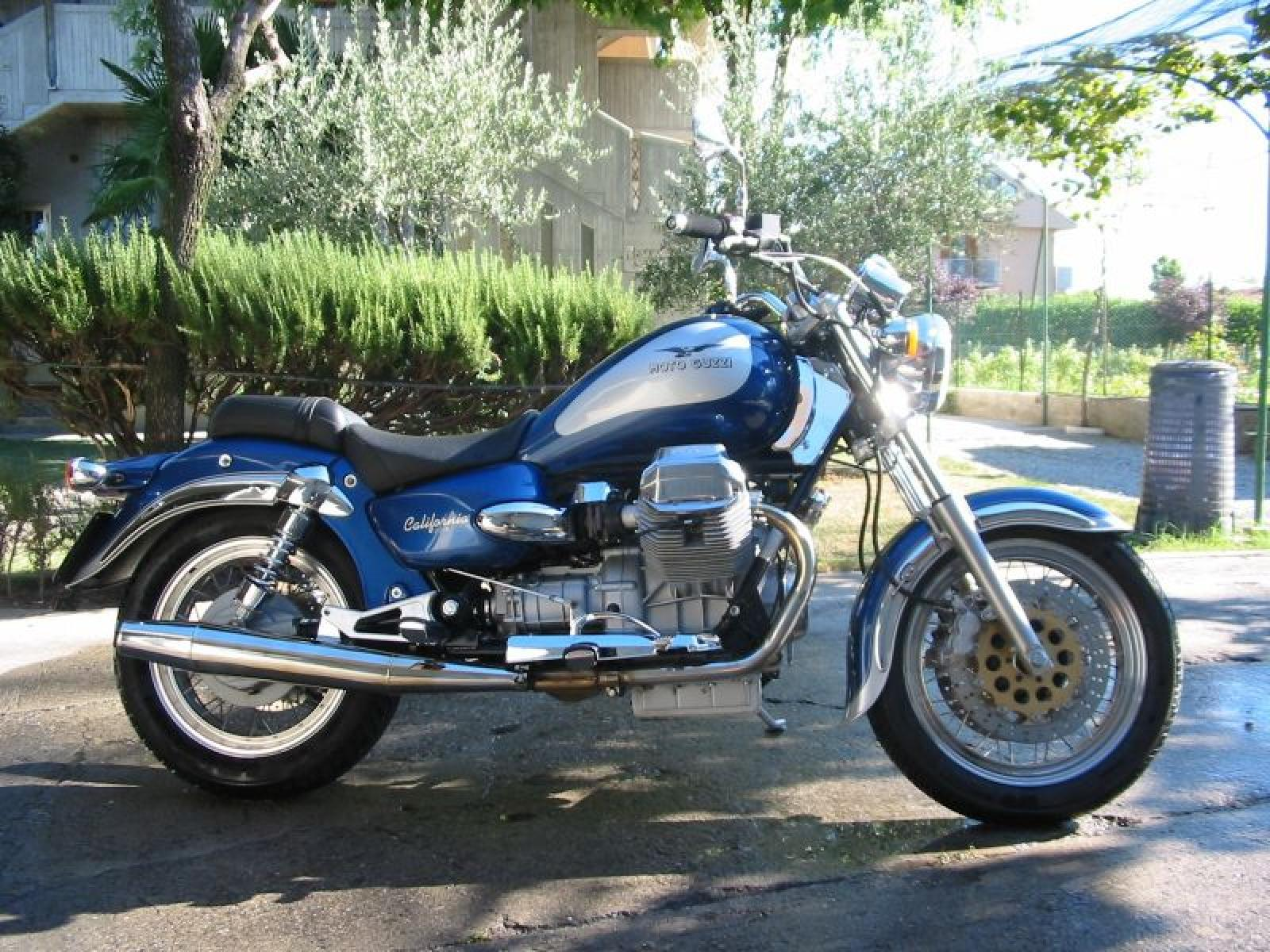 Moto Guzzi California 1100 Injection 1994 images #108128
