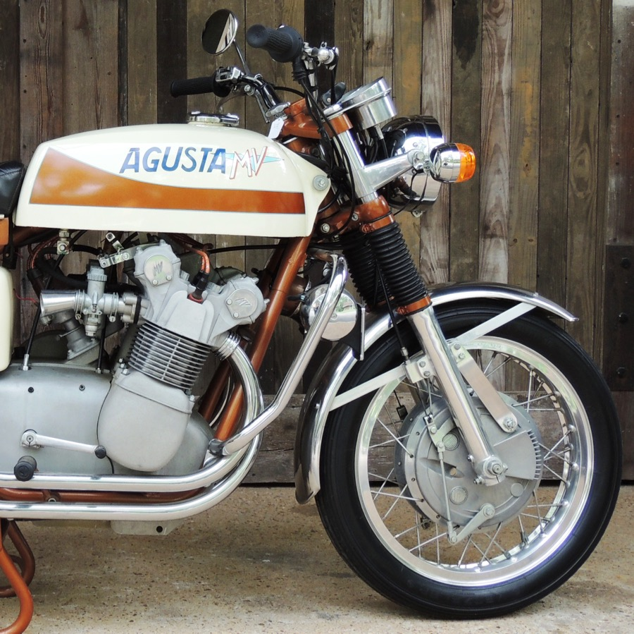 MV Agusta 750 GT 1972 images #113434