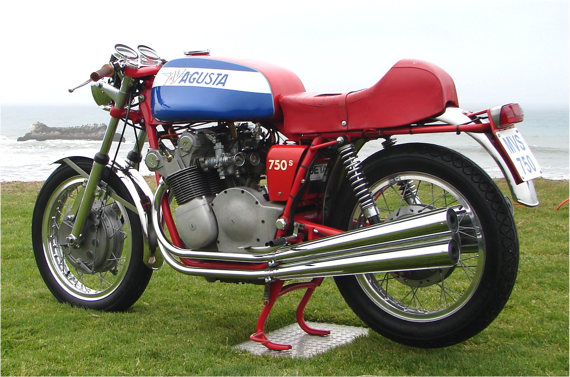 MV Agusta 750 S 1972 images #113238