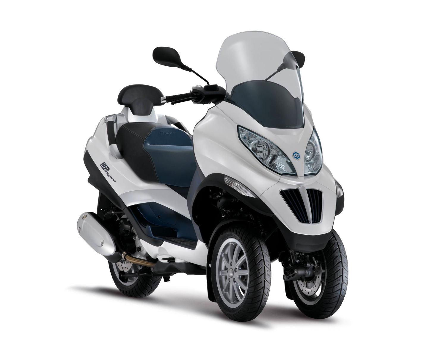Piaggio MP3 125 Hybrid 2010 images #120236