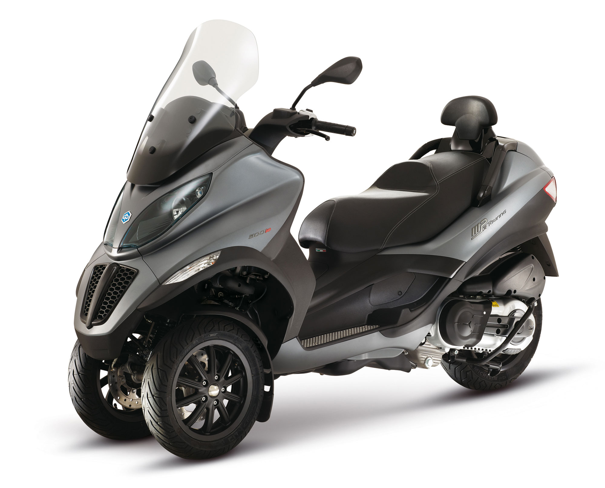 Piaggio MP3 Touring 125 2012 images #120335