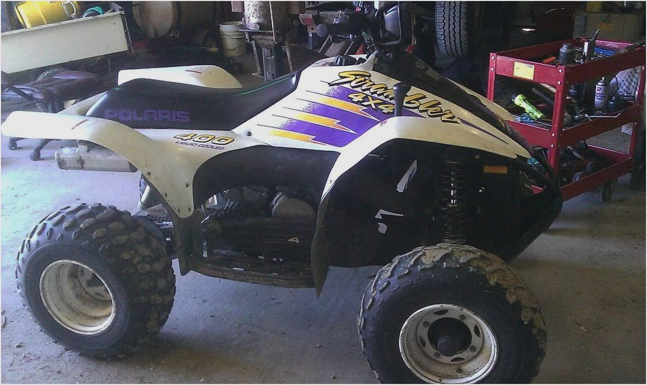 Polaris Scrambler 400 1999 images #120834