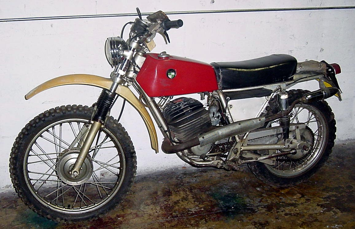 Puch 175 Enduro 1973 images #121327