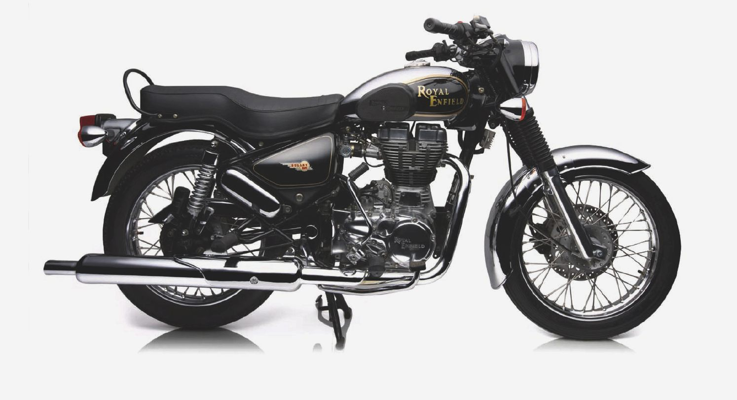 2005 royal enfield bullet 500 es deluxe pics specs and information. Black Bedroom Furniture Sets. Home Design Ideas