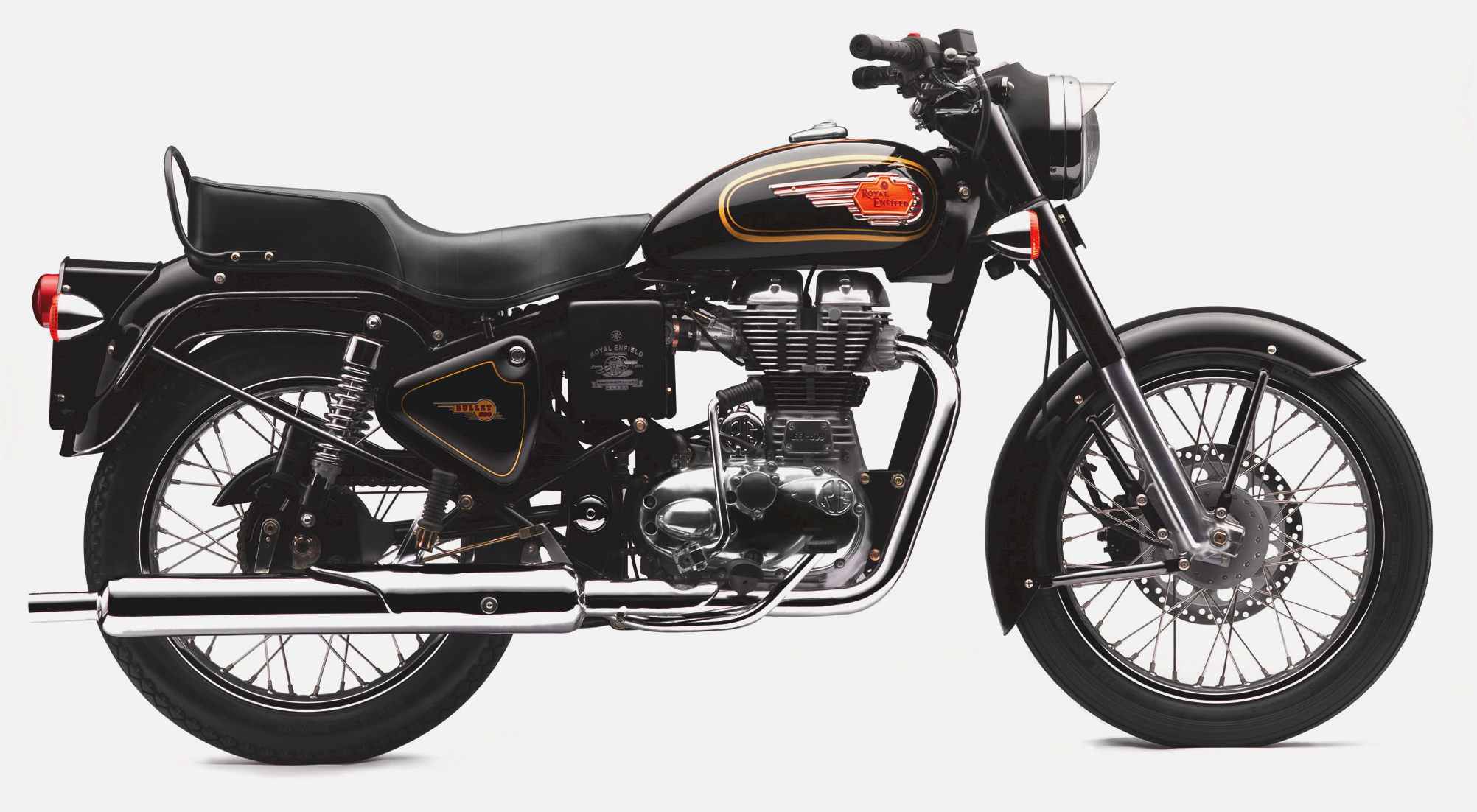 Royal Enfield Bullet 500 Trial Trail 2003 images #123200
