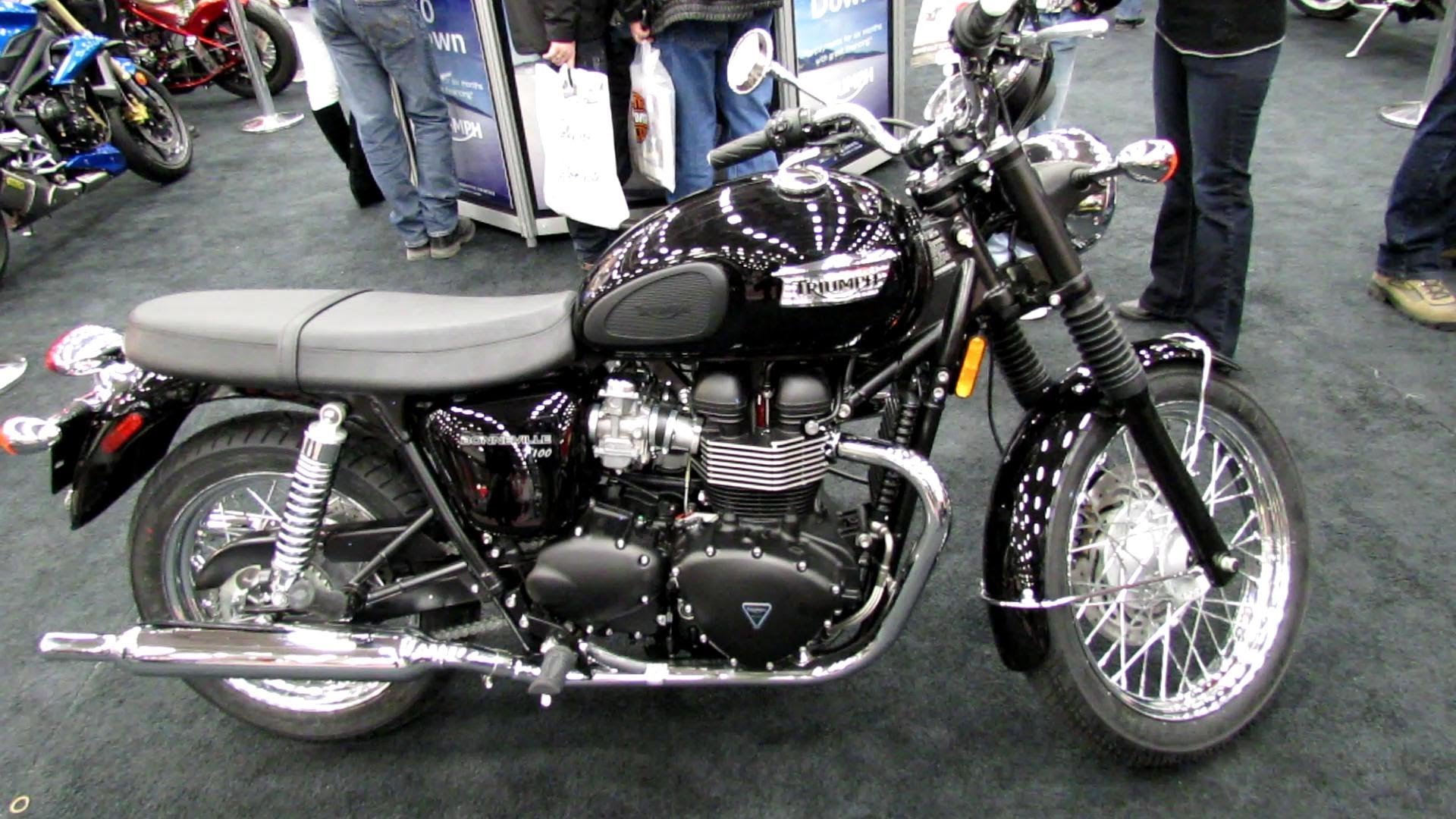 Triumph Bonneville SE 2013 wallpapers #173945