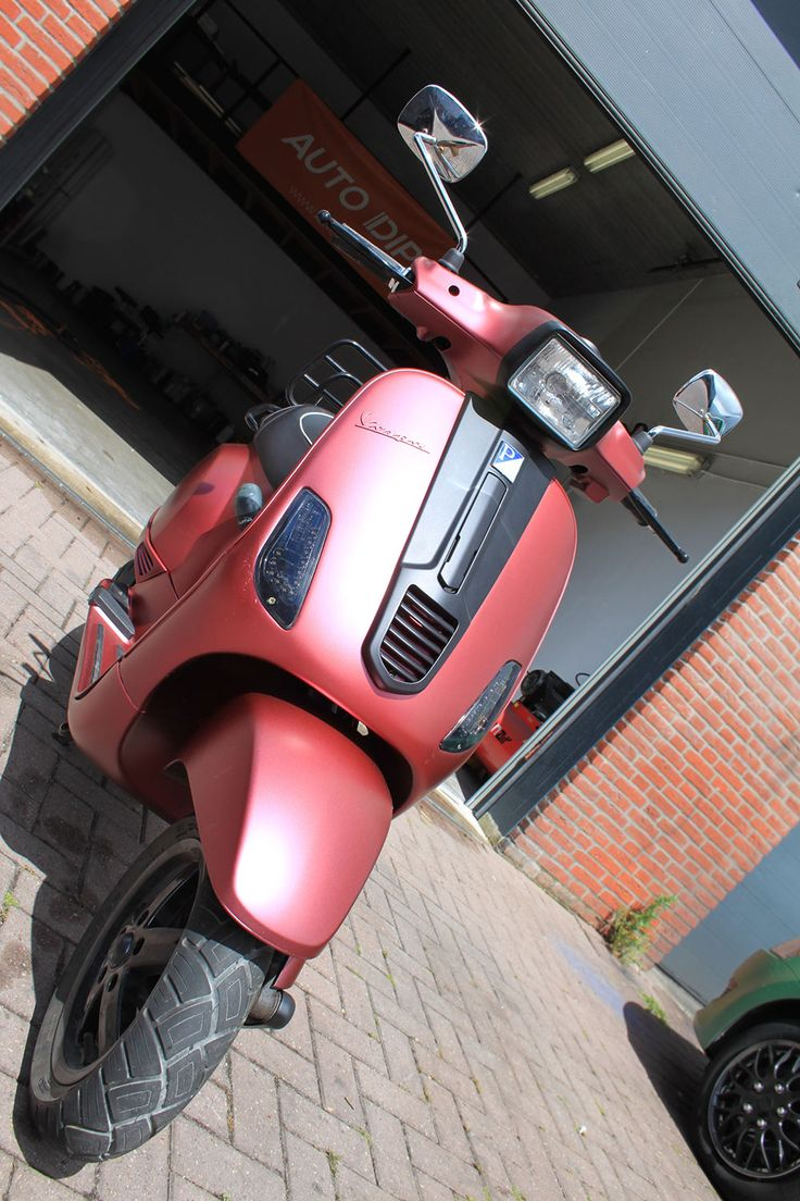 Vespa LX Rosa Chic 150 wallpapers #130111