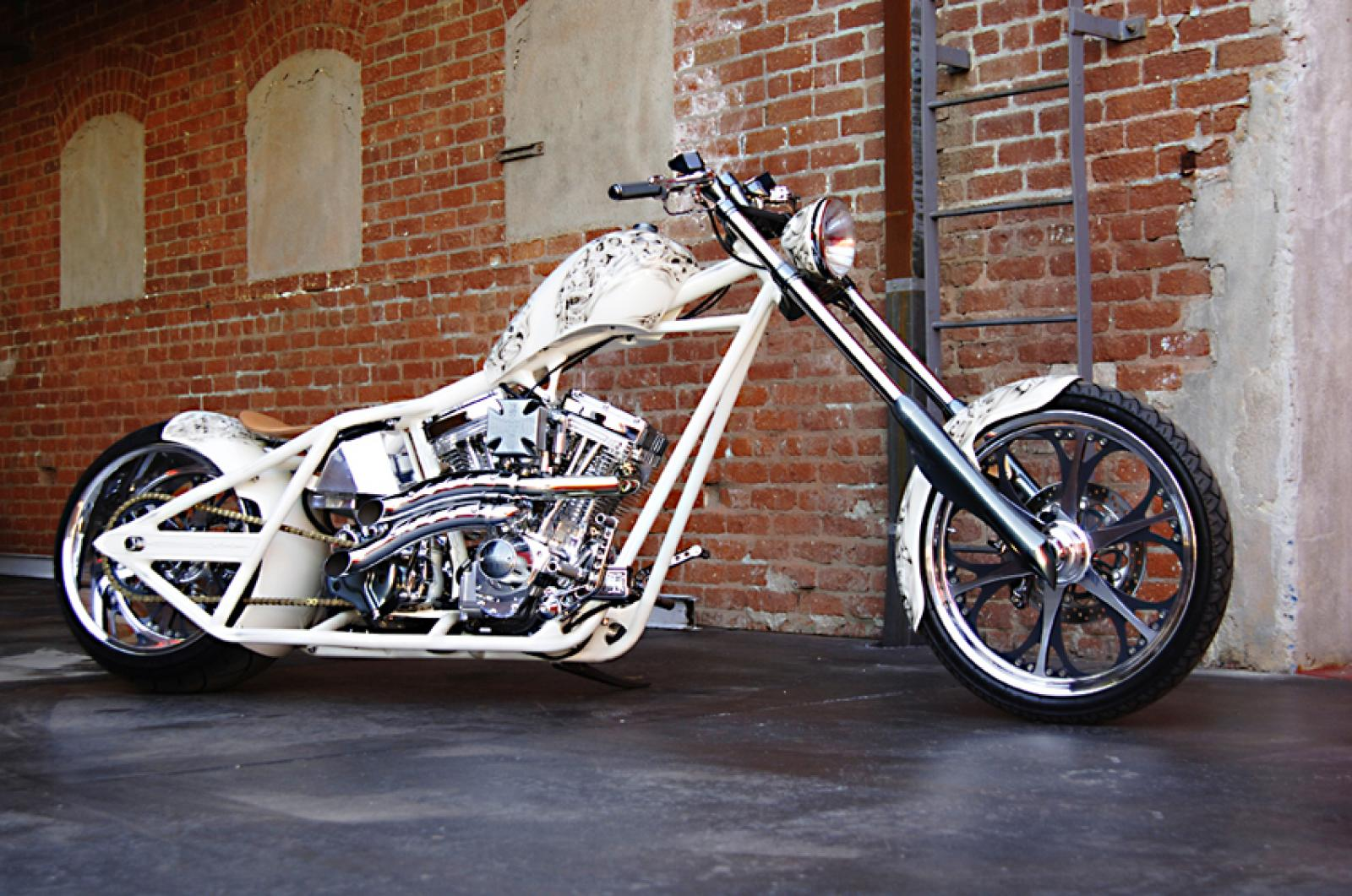 West Coast Choppers CFL II wallpapers #131302